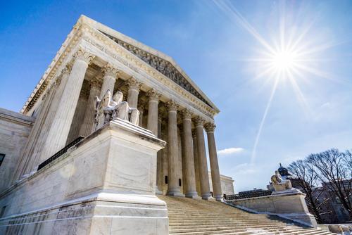 US Supreme Court government edicts doctrine